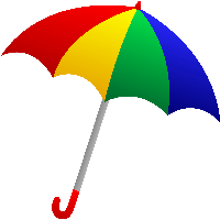 Black Umbrella Png Image PNG Image
