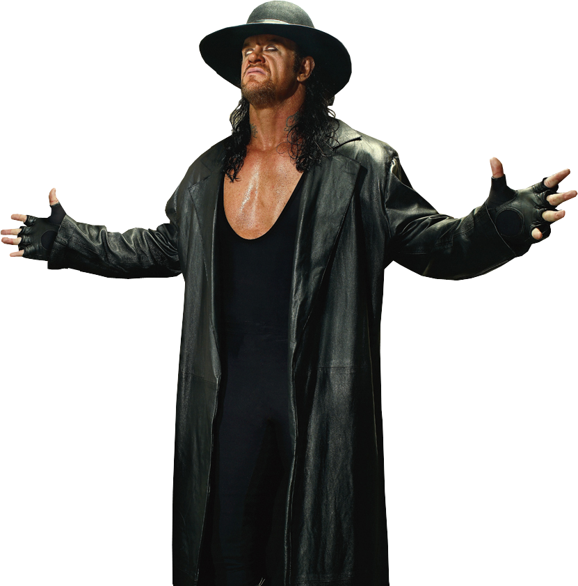 Undertaker Png Image PNG Image