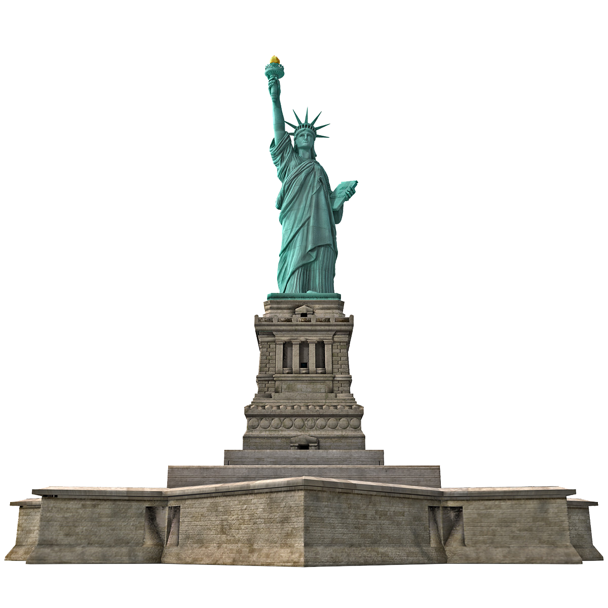 Statue Of Liberty Photos PNG Image
