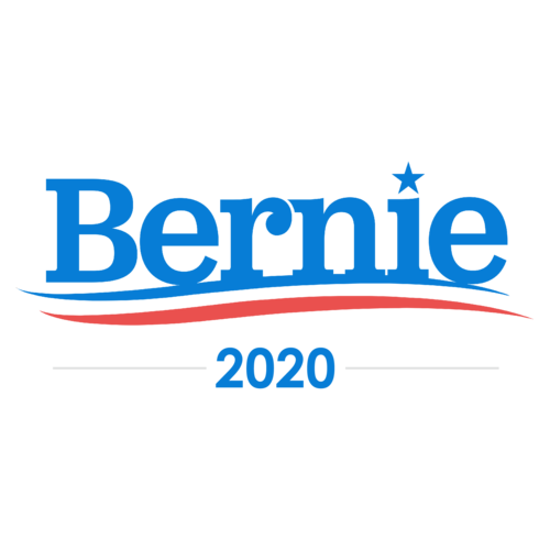 Blue United Text Us States 2020 Election PNG Image