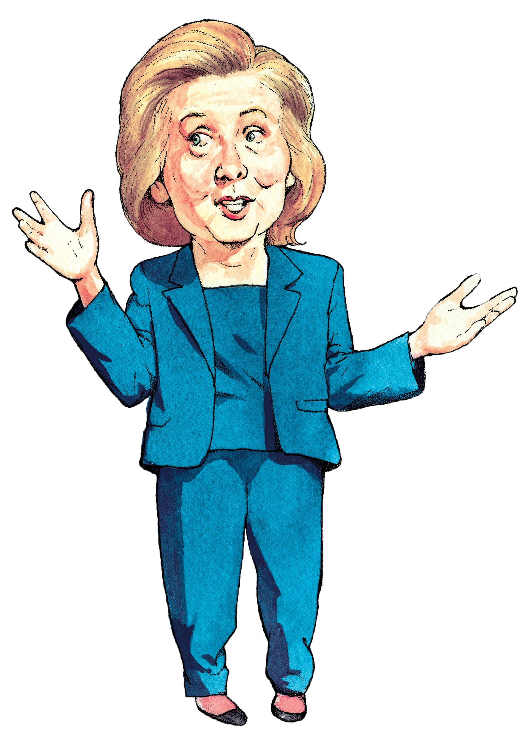 Standing United Clinton Behavior Us States Hillary PNG Image