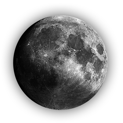 Moon Photos PNG Image