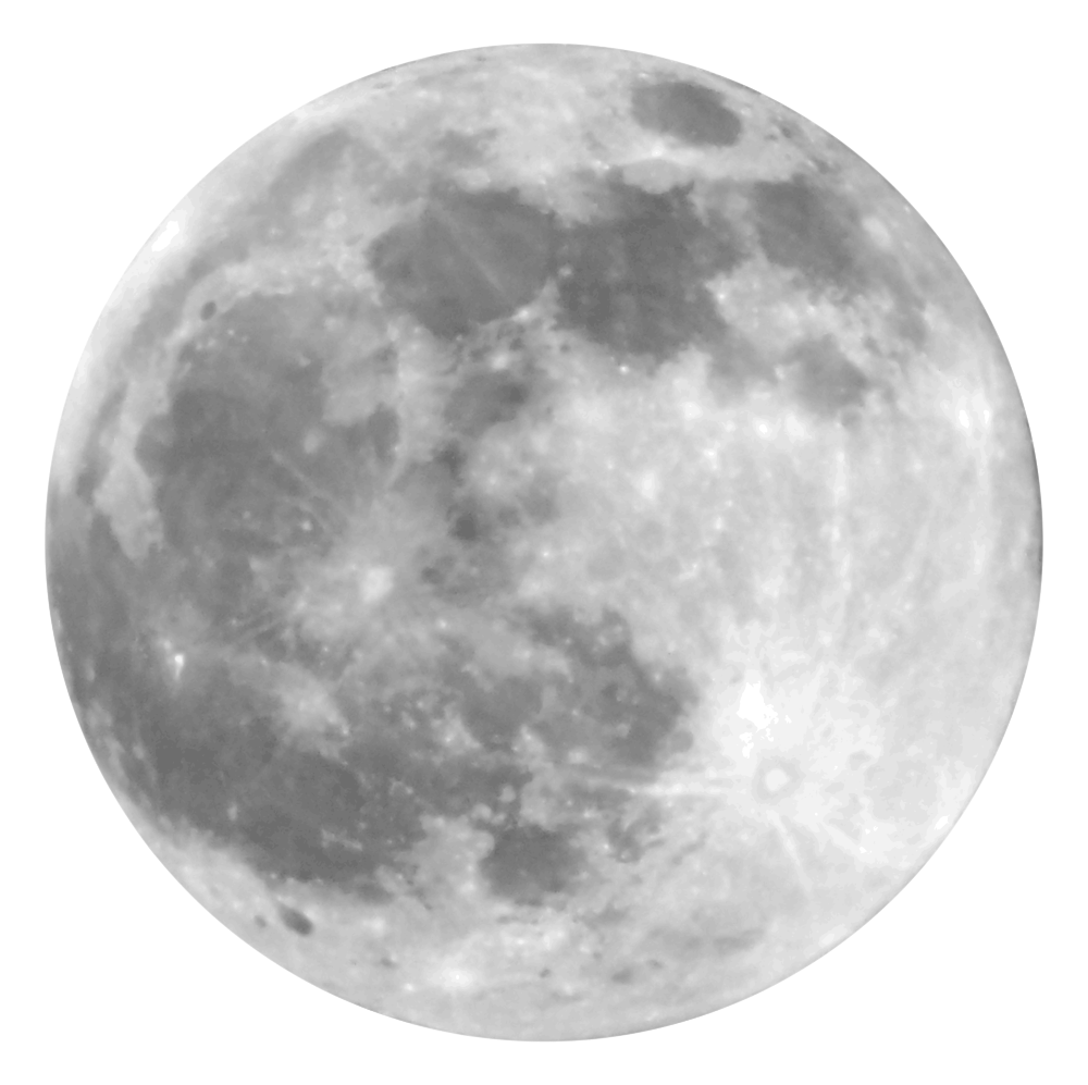Moon Image PNG Image