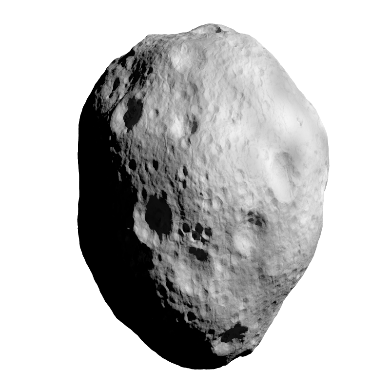 Asteroid Photos PNG Image