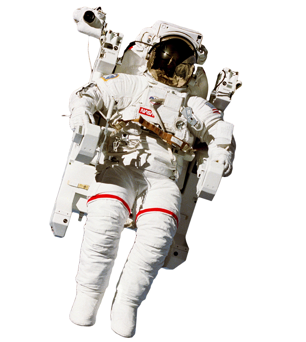 Astronaut Photos PNG Image