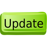 Update Button File PNG Image