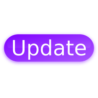 Update Button Transparent Image PNG Image
