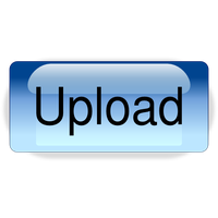Upload Button Transparent Image PNG Image