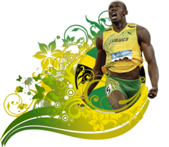 Usain Bolt Picture PNG Image
