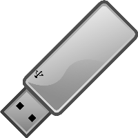 Usb Flash Drive Png PNG Image