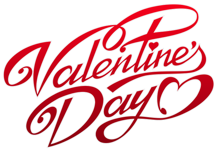 Valentines Day Transparent Picture PNG Image