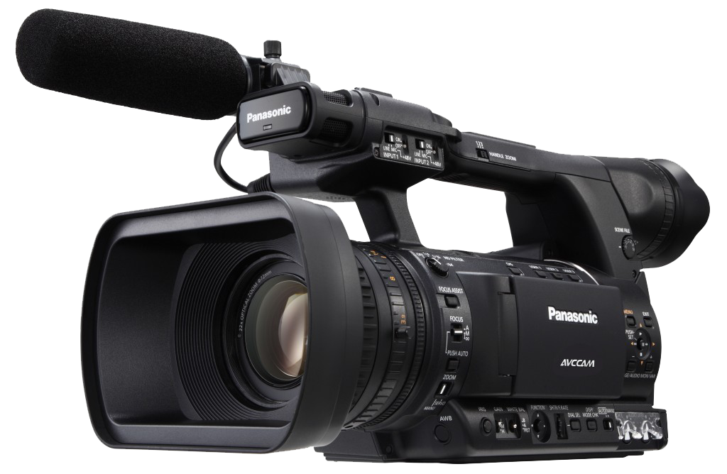 Professional Video Camera Photos PNG Image