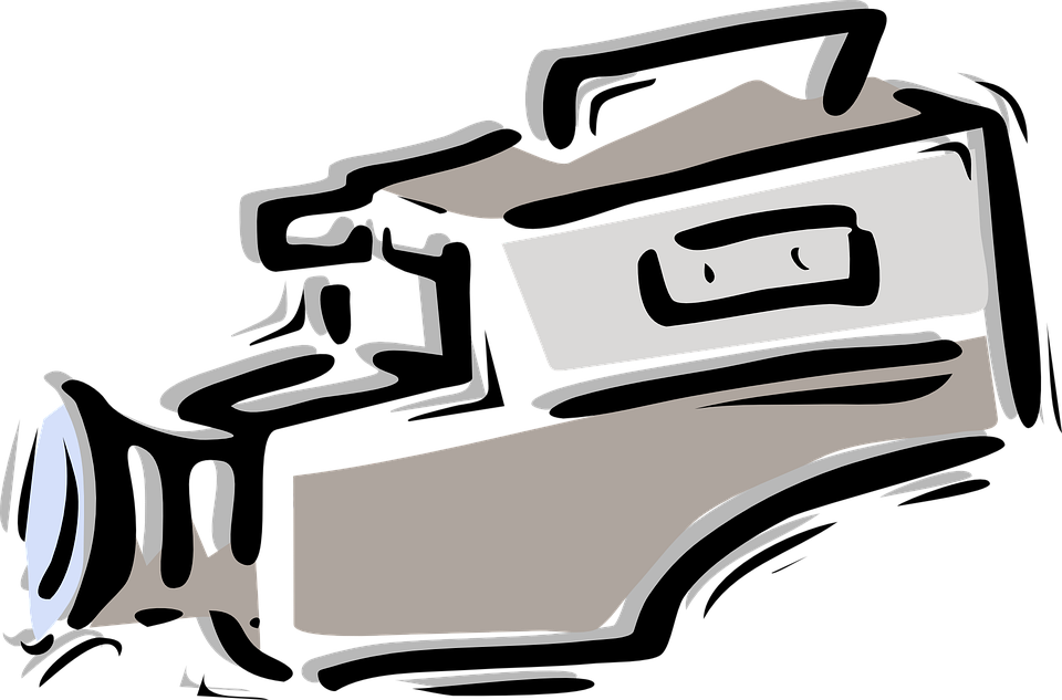Video Recorder Clipart PNG Image