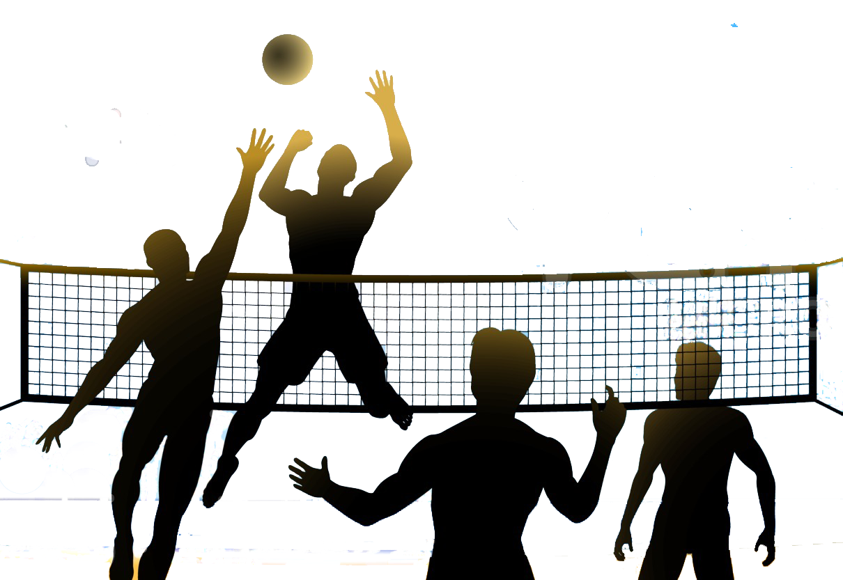 Volleyball Png Clipart PNG Image