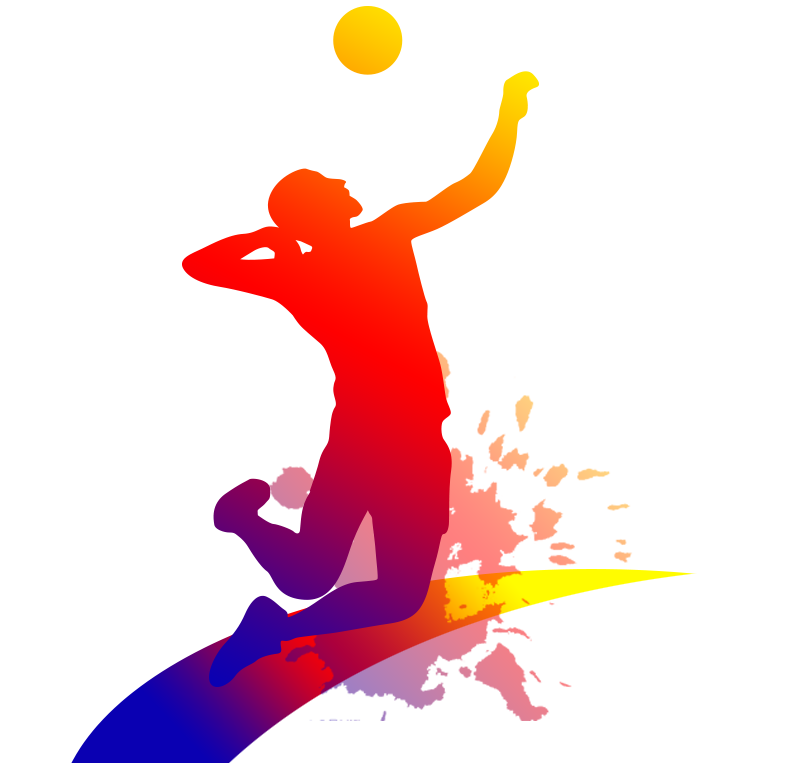 Playing Volleyball People Free Transparent Image HD PNG Image