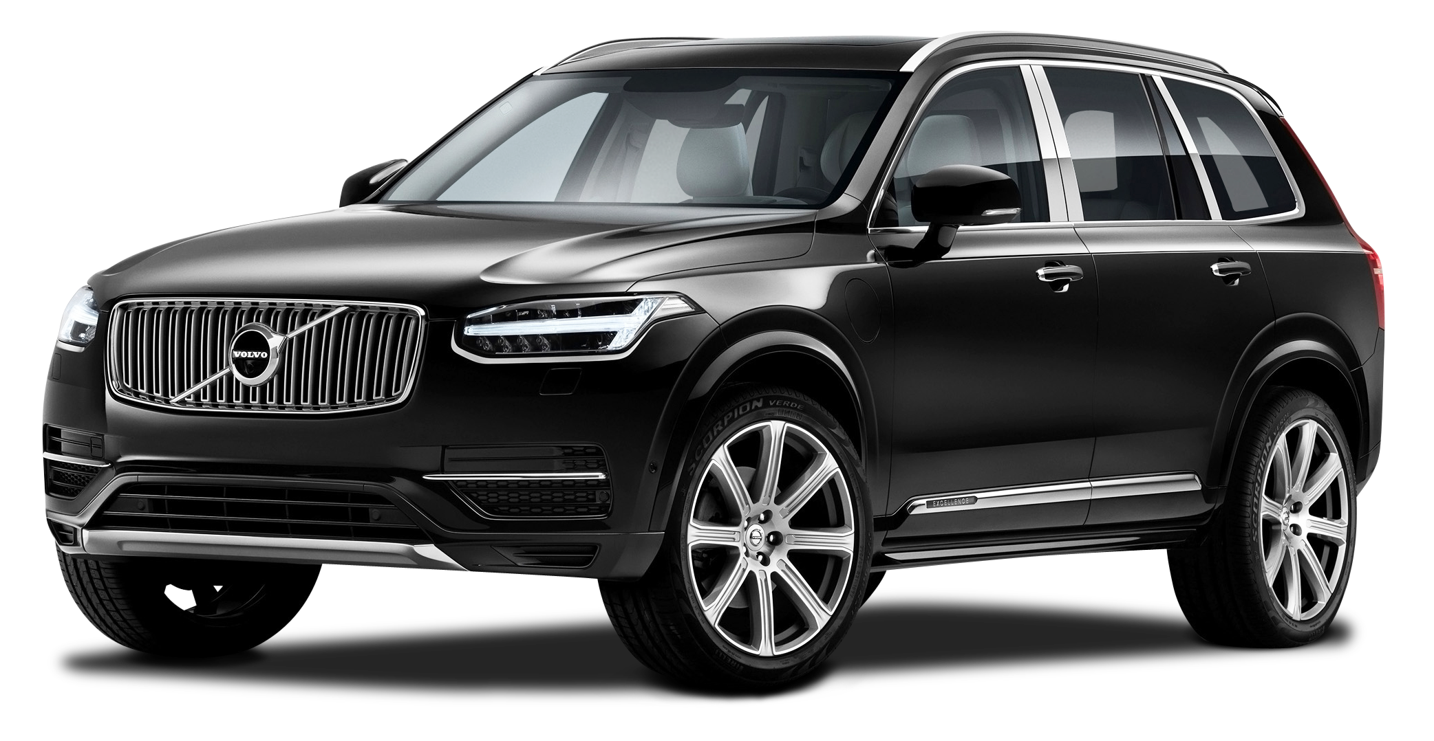 Volvo Xc90 Hd PNG Image