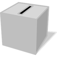 Voting Box Image PNG Image