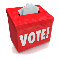 Voting Box File PNG Image