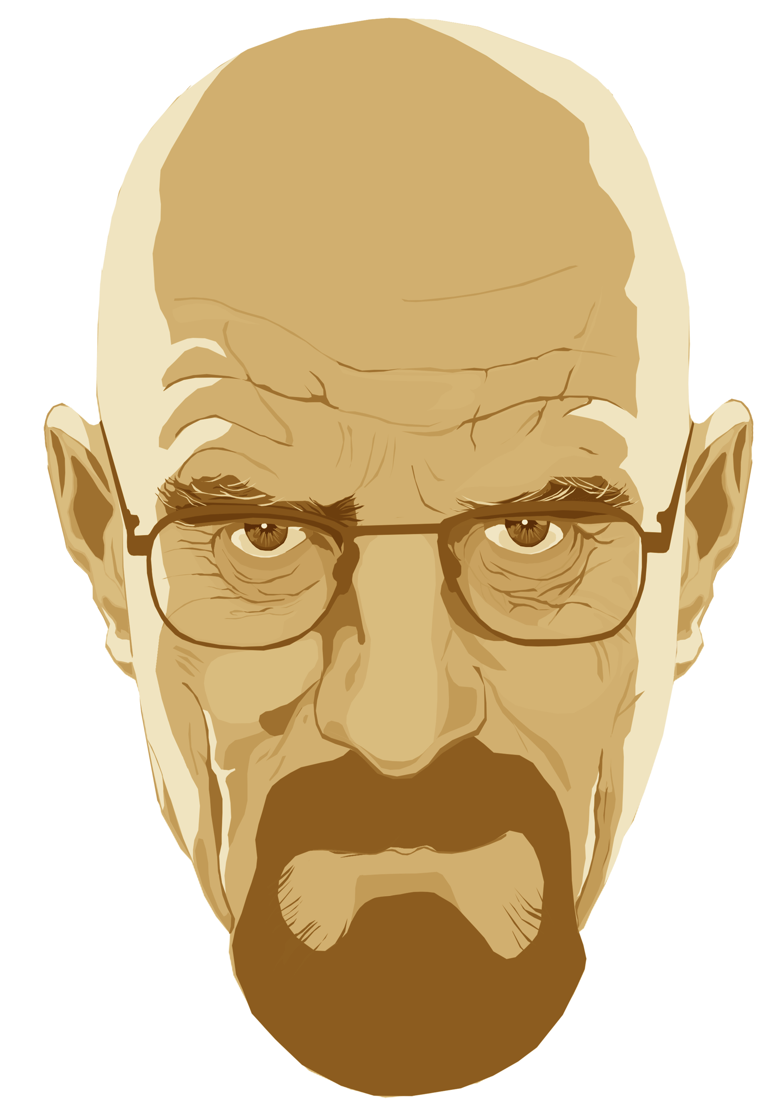 Walter White Transparent PNG Image