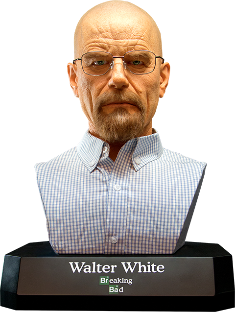 Walter White Transparent Background PNG Image