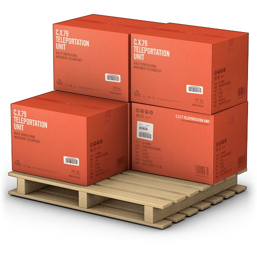 Warehouse File PNG Image