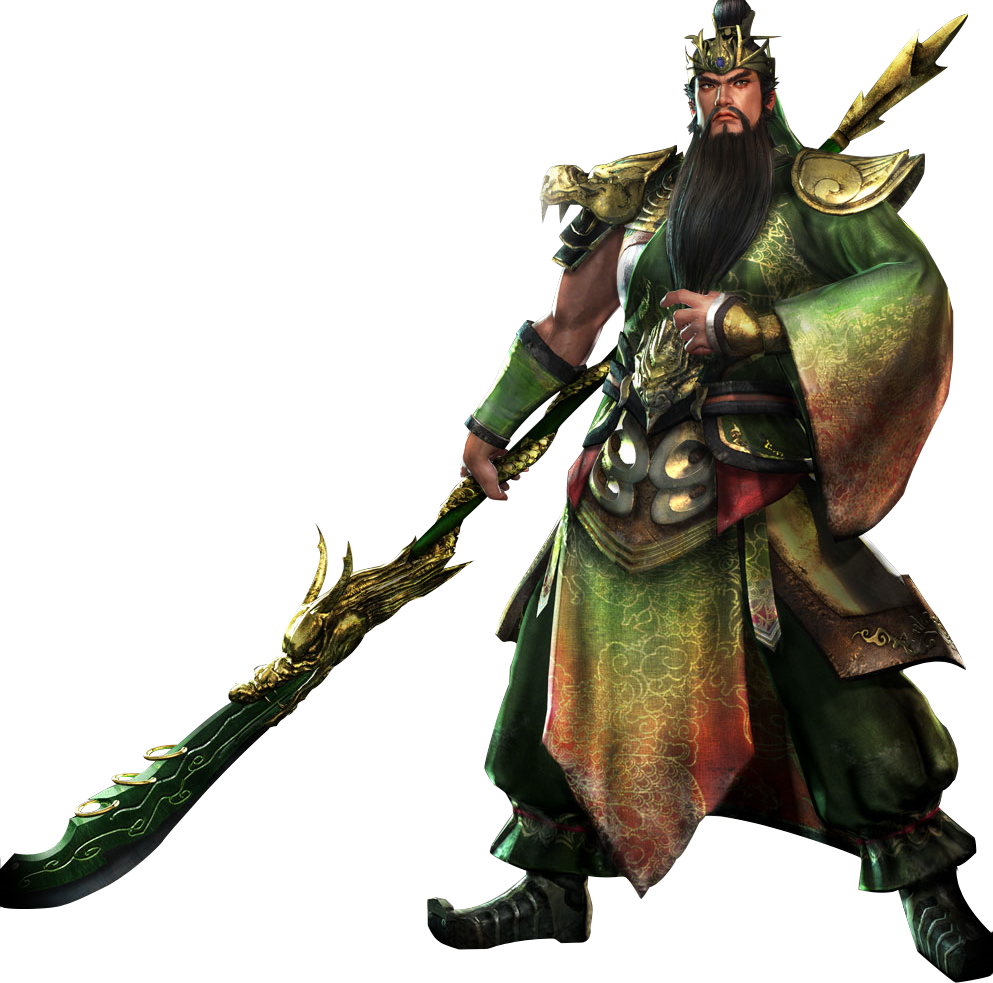 Mythical Warriors Character Three Kingdoms Dynasty Romance PNG Image