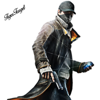 Watch Dogs High-Quality Png PNG Image