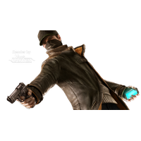 Watch Dogs Png Clipart PNG Image