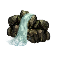 Waterfall Png Hd PNG Image