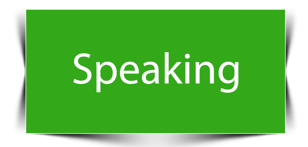 Speaking Free Download PNG Image