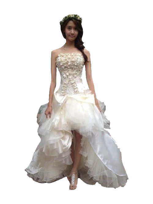 Wedding Dress Photos PNG Image
