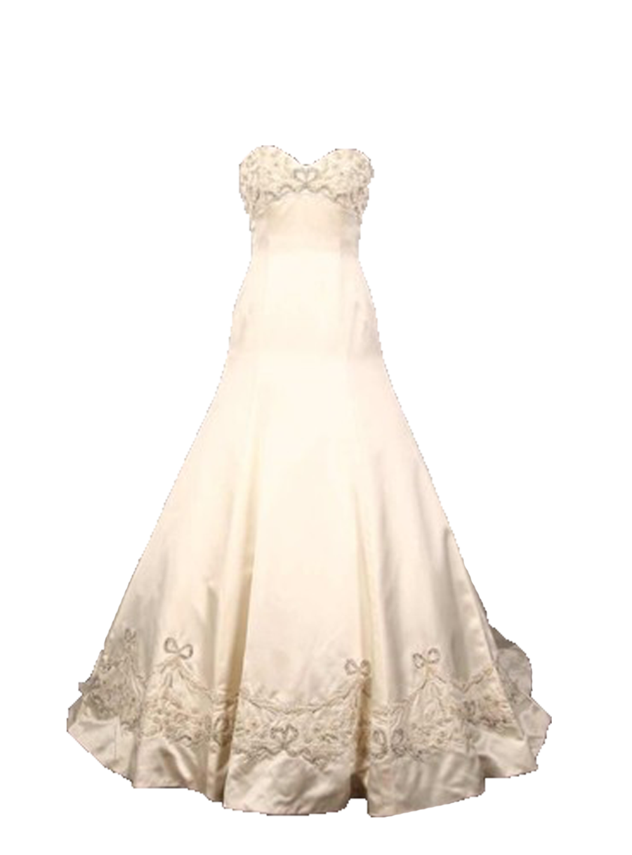 Wedding Dress Photo PNG Image