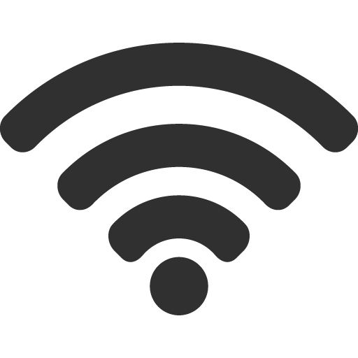 Symbol Wifi Line PNG Free Photo PNG Image
