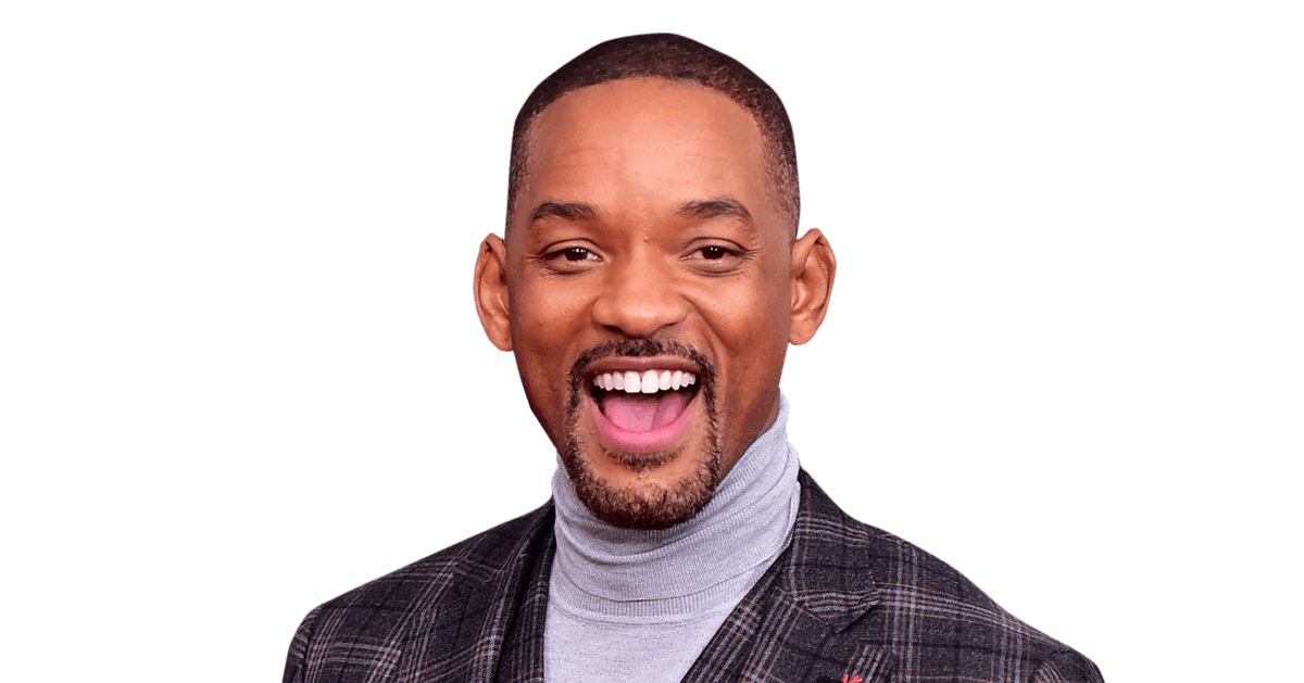 Will Smith File PNG Image