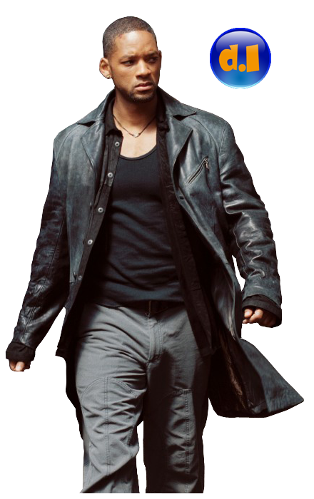Will Smith Transparent Background PNG Image
