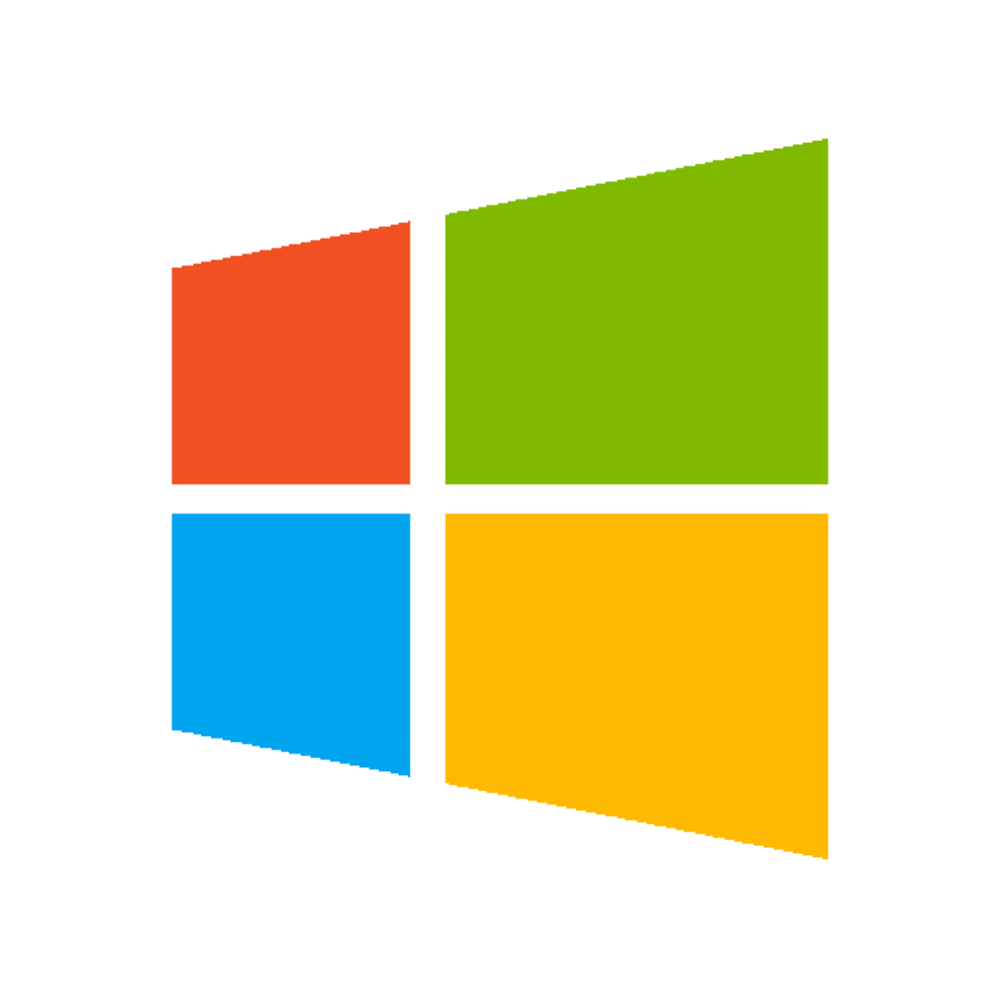 Windows Pic Transparent Background PNG Image