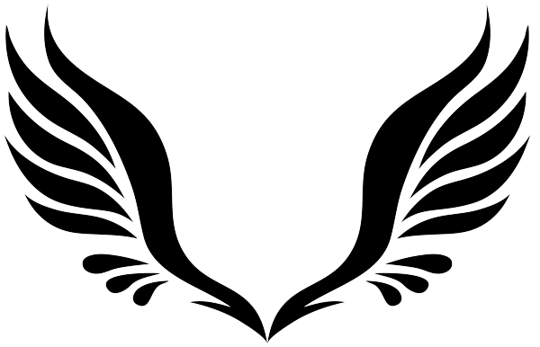 Wings Tattoos Transparent PNG Image