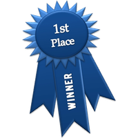 Winner Ribbon High-Quality Png PNG Image
