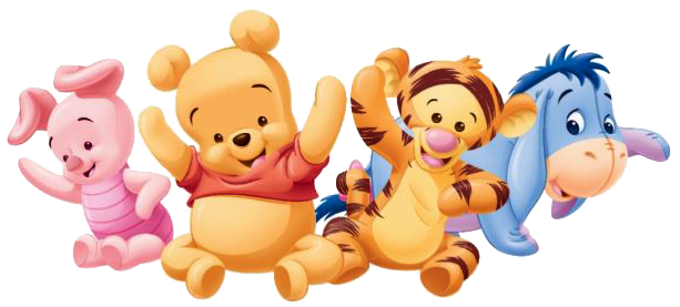 Winnie The Pooh Transparent PNG Image