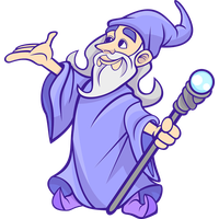 Wizard Free Download PNG Image
