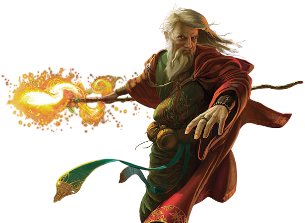 Wizard Picture PNG Image