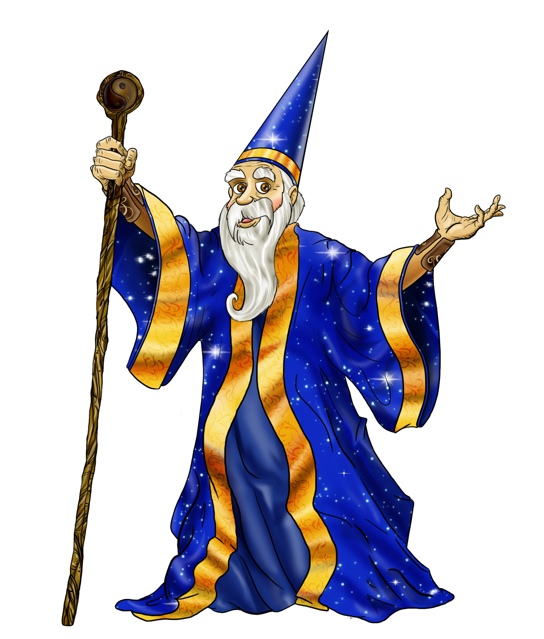 Wizard Png Hd PNG Image