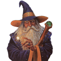 Wizard Png Clipart PNG Image