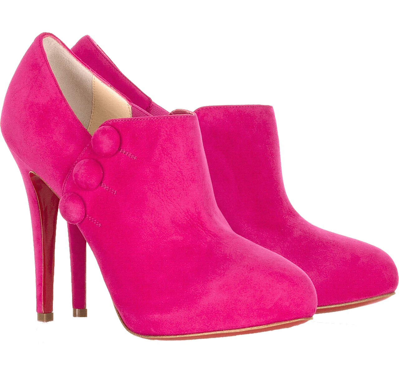 Pink Women Shoes Png Image PNG Image
