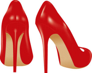 Red Women Shoes Png Image PNG Image