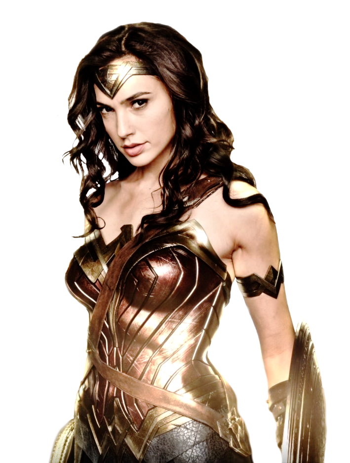 Wonder Woman High-Quality Png PNG Image
