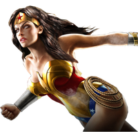 Wonder Woman Transparent PNG Image