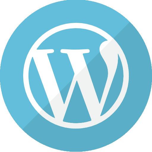 Image result for wordpress logo