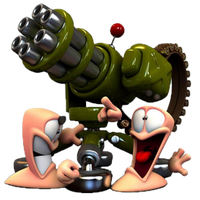 Worms Picture PNG Image
