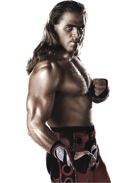 Shawn Michaels Transparent Background PNG Image